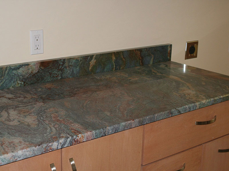 Manufactured Stone Countertops : Work gallery pro tops