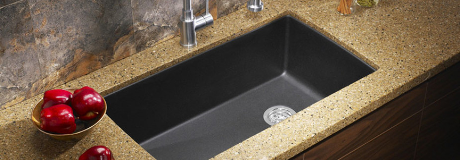 Sink Options For Your Countertops U2013 Overmount Vs. Undermount Sinks