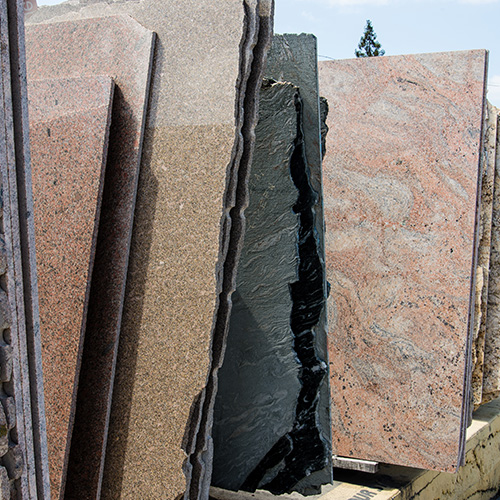 granite slabs selection Charlotte NC