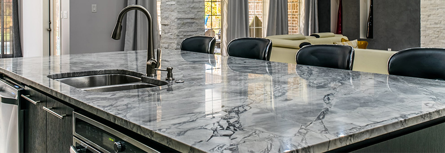 Pictures Of Marble Countertops In Kitchens