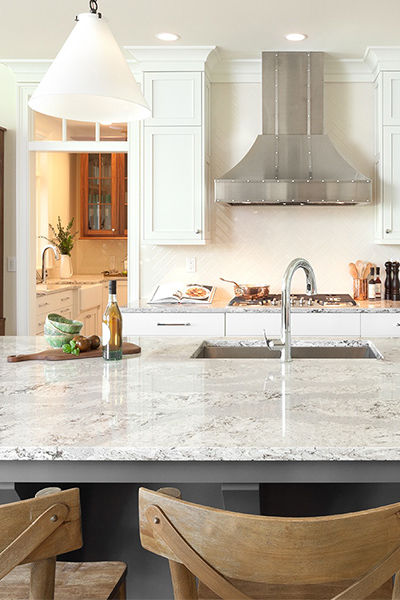quartz countertops kitchen charlotte
