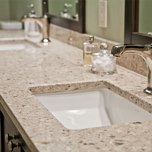 Quartz countertops fabrication installation charlotte for Engineered quartz countertops
