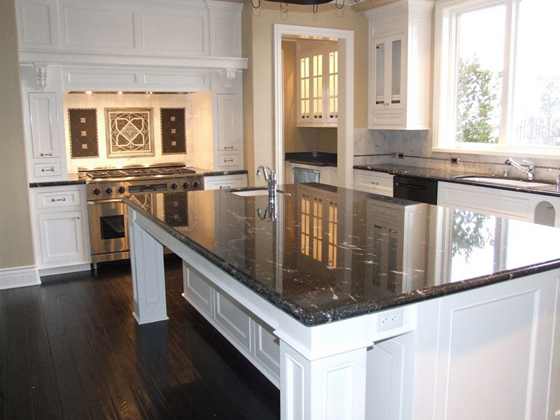 Natural Stone Kitchen Island Charlotte