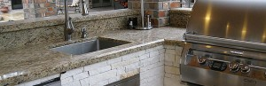 outdoor kitchens granite countertops charlotte nc