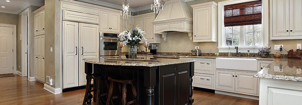 Kitchen Cabinets – Keeping Up With Your White Cabinetry