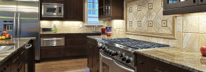 granite countertops appliances