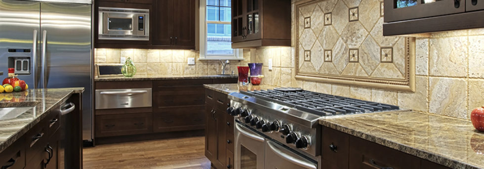 Kitchen Countertops – Choosing A Stove Type For Your Kitchen