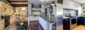 kitchen styles charlotte nc countertops and cabinets