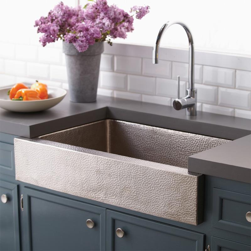 apron kitchen sink