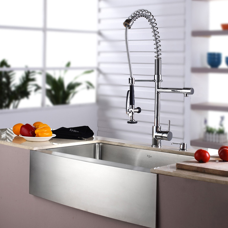 commercial grade kitchen sinks