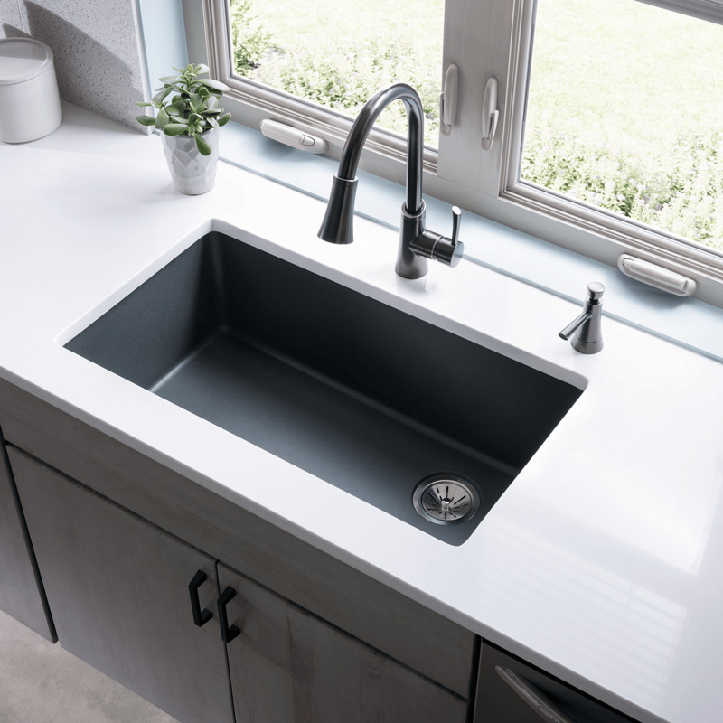 quartz kitchen sinks