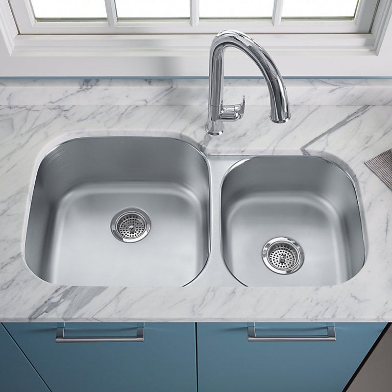 kitchen faucet configuration
