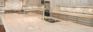 kitchen island - quartzite PRO TOPS Charlotte