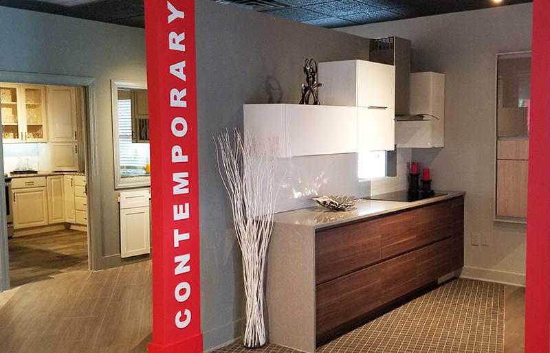 comtemporary-kitchen-Charlotte-showrrom