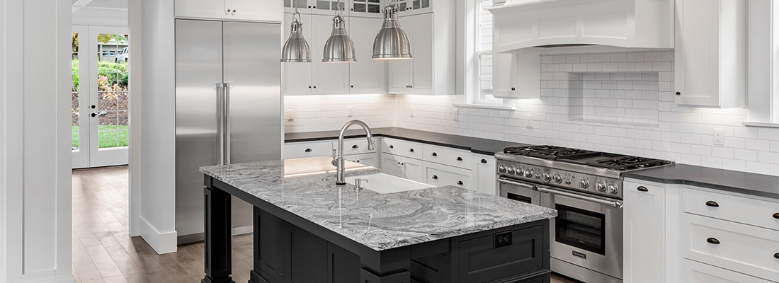 kitchen countertops company PRO TOPS Charlotte