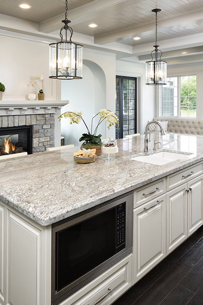 Granite countertops Charlotte PRO TOPS