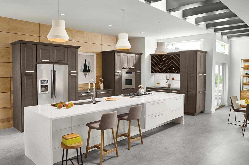 Hincley-in-Cannon-Grey-Wood-Grain-Foil-and-Ladon-in-Dove-White-Wood-Grain-Foil-kitchen